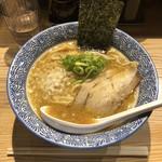 煮干し中華そば 麺屋 銀星 高円寺 - 濃厚煮干そば 780円