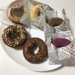 三代目 清水屋 - 料理写真:おからドーナツ