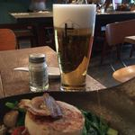 SUKE6 DINER - 生ビール(400ml) \650