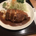 とんかつのはせ川 - 料理写真: