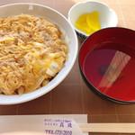 レストラン真珠 - 親子丼(出前ver.)