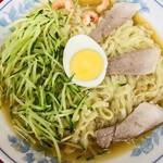 呉龍 - 冷麺大盛