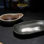 藤原亭 - とんかつソースと岩塩☆