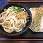 こがね製麺所 - 料理写真:本日3杯目のうどん