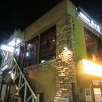 カウンターバーエアー - けやき並木通り沿いの2階