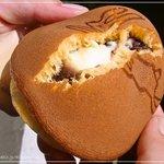 9656397 - 小田原うさぎ¥200中にはつぶ餡とバター!