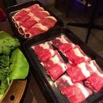 96561466 - 牛肉とラム