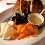 96561573 - チーズ盛り合わせ