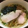 Chuukasobaibuki - 料理写真:いりこそば