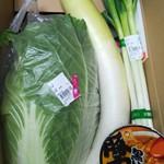JAふくしま未来農産物直売所 ここら - 大きさ野菜
