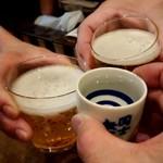 生駒 - 乾杯!