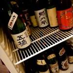 生駒 - 冷蔵ケースの中特別に写させて頂きました!