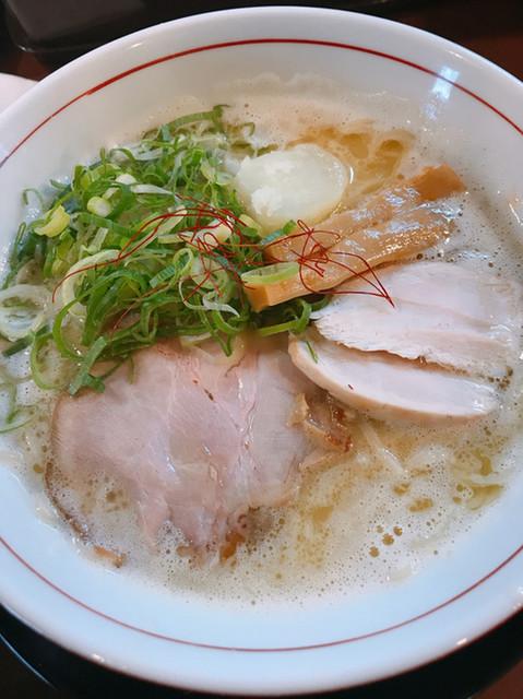 麺や雅流∞>