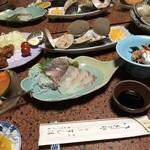 料理旅館 すし清 - 料理写真:
