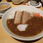 96570310 - 角煮カレーライス1200円