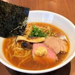 麺屋 翔 - さんま節醤油ら~めん900円