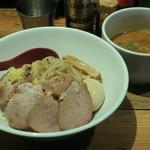 96572410 - 特製味噌つけ麺990円
