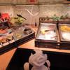 ヴィアイン - 料理写真:ちびつぬ「サラダとデザートも食べたいわね~」