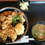 天ぷ羅 重天 - 料理写真: