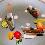 タストゥー - 前菜1