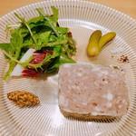 タストゥー - 前菜2