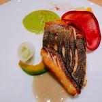 タストゥー - 魚料理