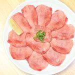 生肉専門店 焼肉 金次郎 - 極みのたん