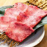 生肉専門店 焼肉 金次郎 - 極上生たん刺し