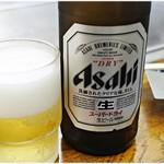カープ - 瓶ビール 600円 スゥパァドラァイ!
