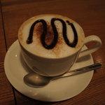 ワールドブックカフェ - カフェモカ