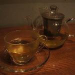 ワールドブックカフェ - オレンジピール