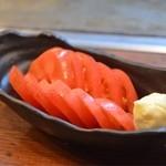 やきやき鉄板 ぼんくら家 - トマト