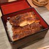 鰻家 - 料理写真:うな重中