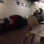 ミッツコーヒースタンド - 店内