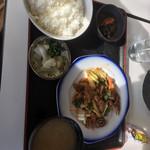 榛名ドライブイン - 料理写真: