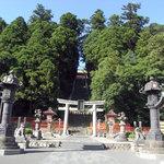 すし哲 - 陸奥国の一宮:鹽竈(しおがま)神社
