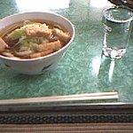 桜井うどん - 櫻井うどんの温かいの in 2001