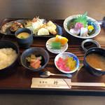 幹 - 料理写真:ランチ(1206円)