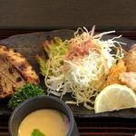 幹 - 焼魚、フライ