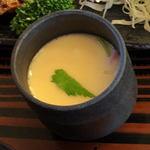 幹 - 茶碗蒸し
