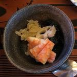 幹 - 酢の物
