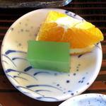 幹 - デザート