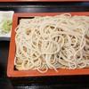 和楽 - 料理写真:もりそば(550円)