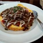 レストランにし川 - 料理写真:オムハンバーグ