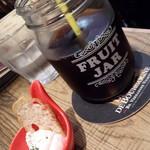 デリリウムカフェ SENDAI - お通し&コーラ