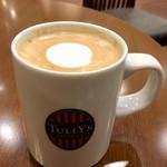 タリーズコーヒー - カフェラテ