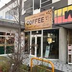 ブック&コーヒー -