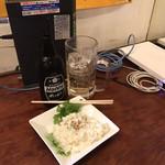 厳選もつ酒場 エビス参 -