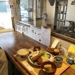 橋の湯食堂 -
