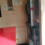 カドヤ食堂 - セルフサービスの水